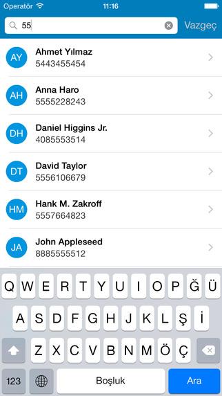 Get Contact как узнать как ты записан